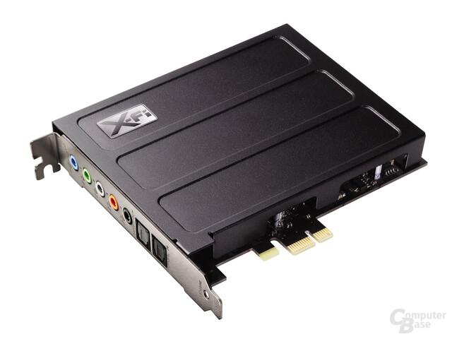Creative X-fi Titanium Professional Audio PCIe
