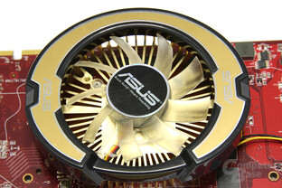 Radeon HD 4850 TOP Lüfter