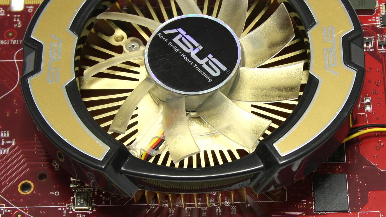 Radeon HD 4850 im Test: Keine perfekte, aber eine gute Asus-Grafikkarte