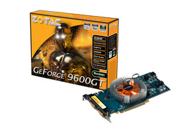 Zotac GeForce Synergy 9600 GT