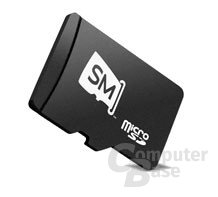 SlotMusic microSD-Karte