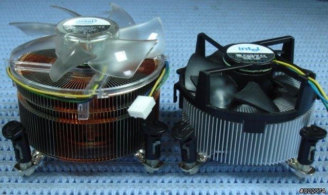Intel Core i7 Boxed-Kühler
