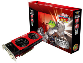 Palit Radeon HD 4870 1GB Sonic Dual Edition