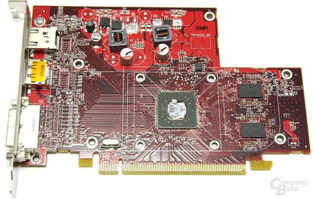 Radeon HD 4550 ohne Kühler