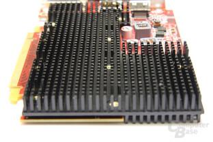 Radeon HD 4550 von Hinten