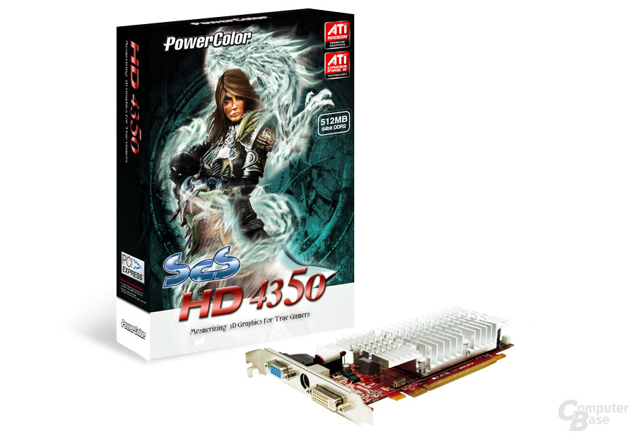 PowerColor Radeon HD 4350