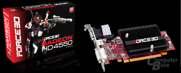 Force3D Radeon HD 4550
