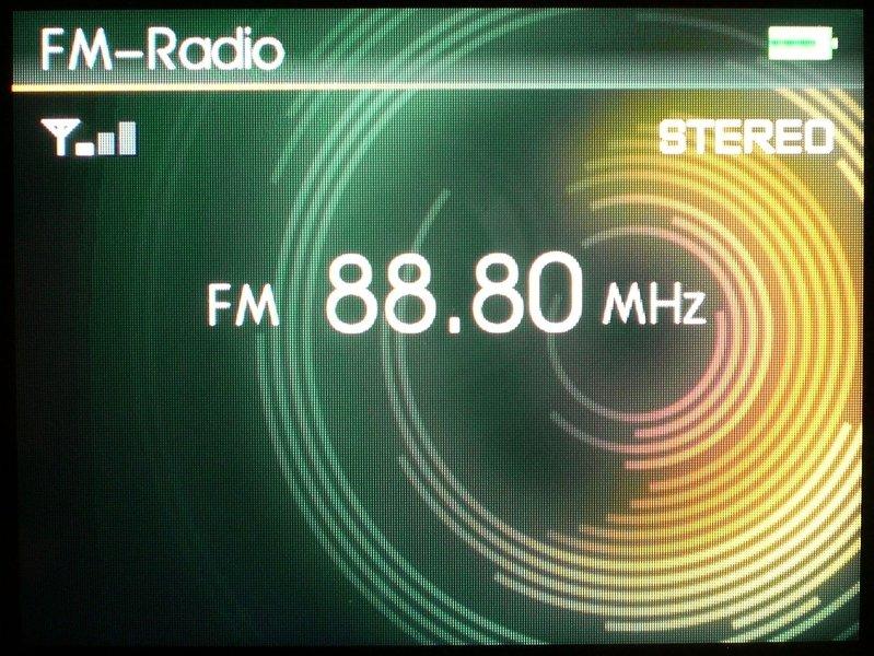Screen Radio