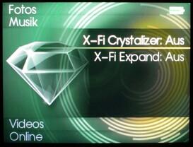 Screen X-Fi