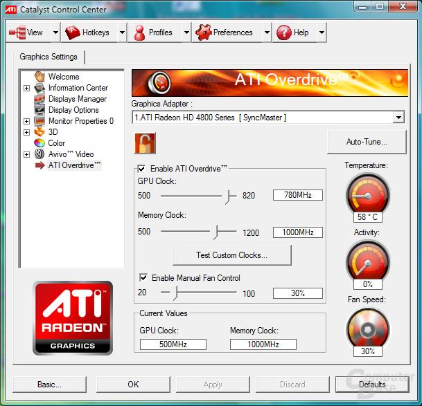 ATi Catalyst 8.10 (RC2)