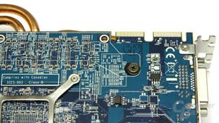 Radeon HD 4870 Toxic CF-Anschlüsse