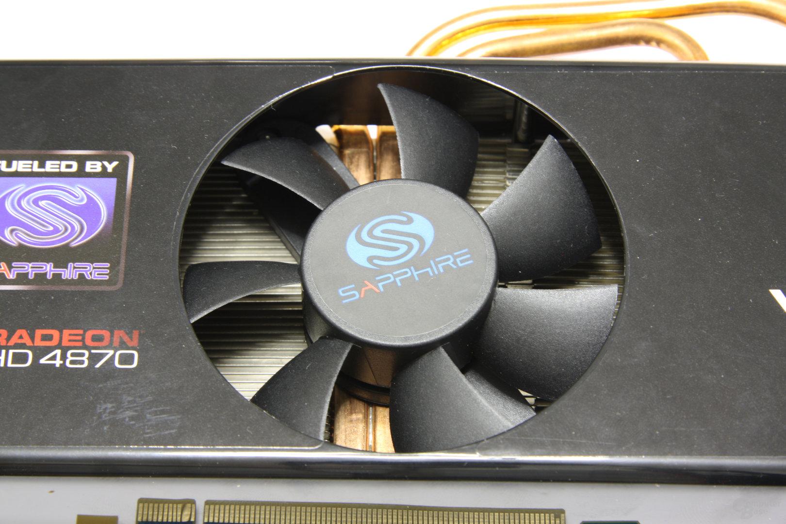 Radeon HD 4870 Toxic Lüfter