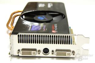 Radeon HD 4870 Toxic Slotblech