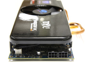 Radeon HD 4870 Toxic Stromanschlüsse