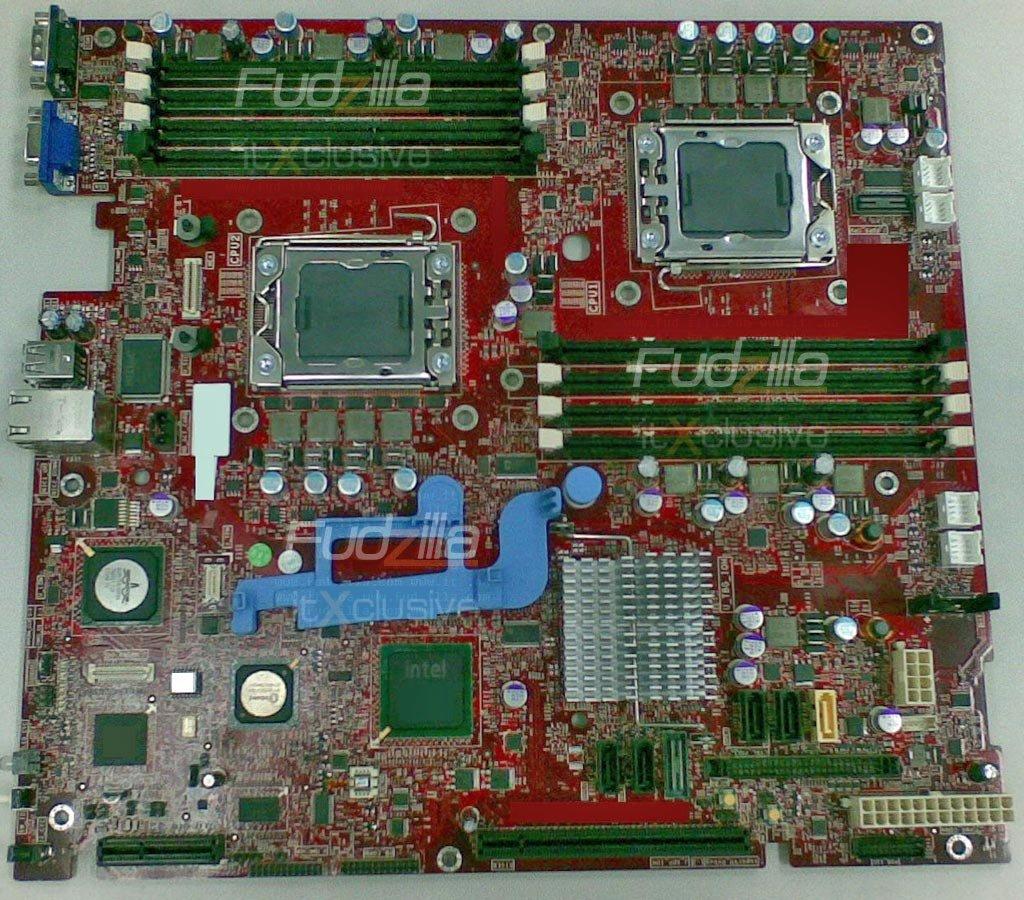 Intel X58 für Xeon-Nehalems
