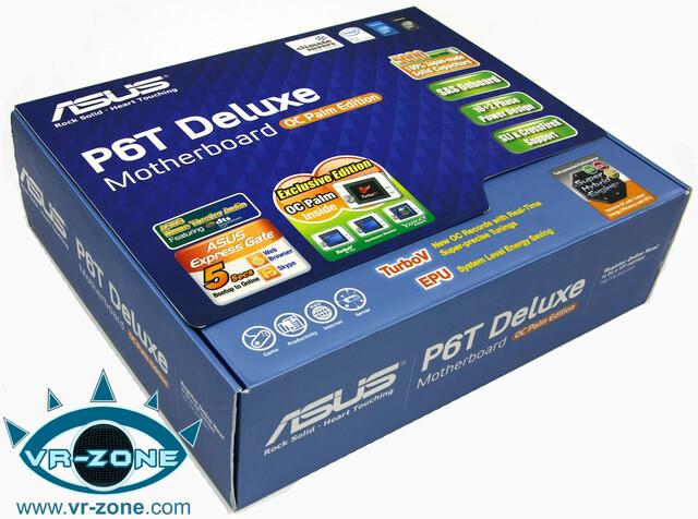 Asus P6T Deluxe