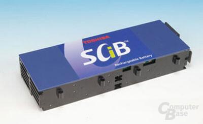 Toshiba SCiB-Akkumulator