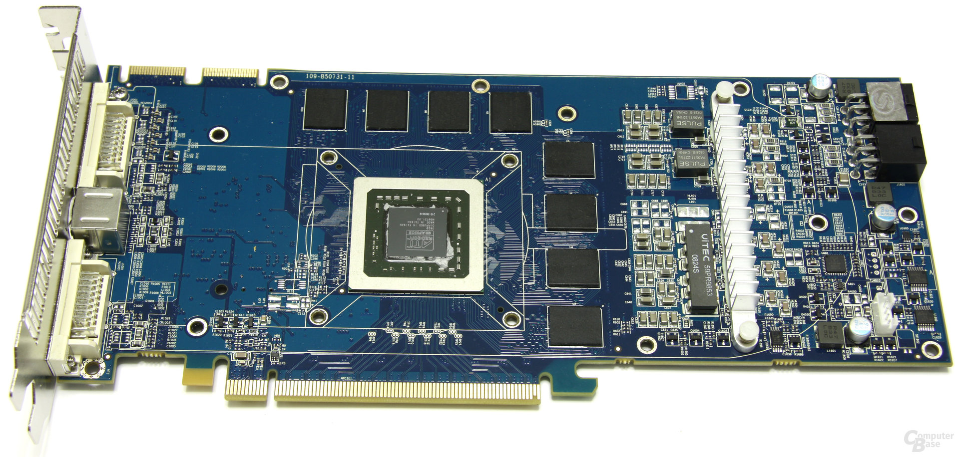 Radeon HD 4870 Toxic ohne Kühler