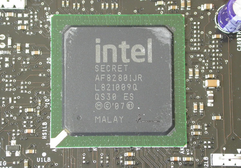 Intel-Testkit mit Core i7 965 XE