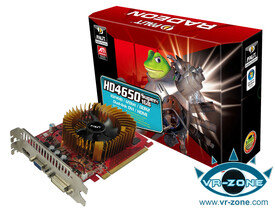 Palit Radeon HD 4650 Super 1GB