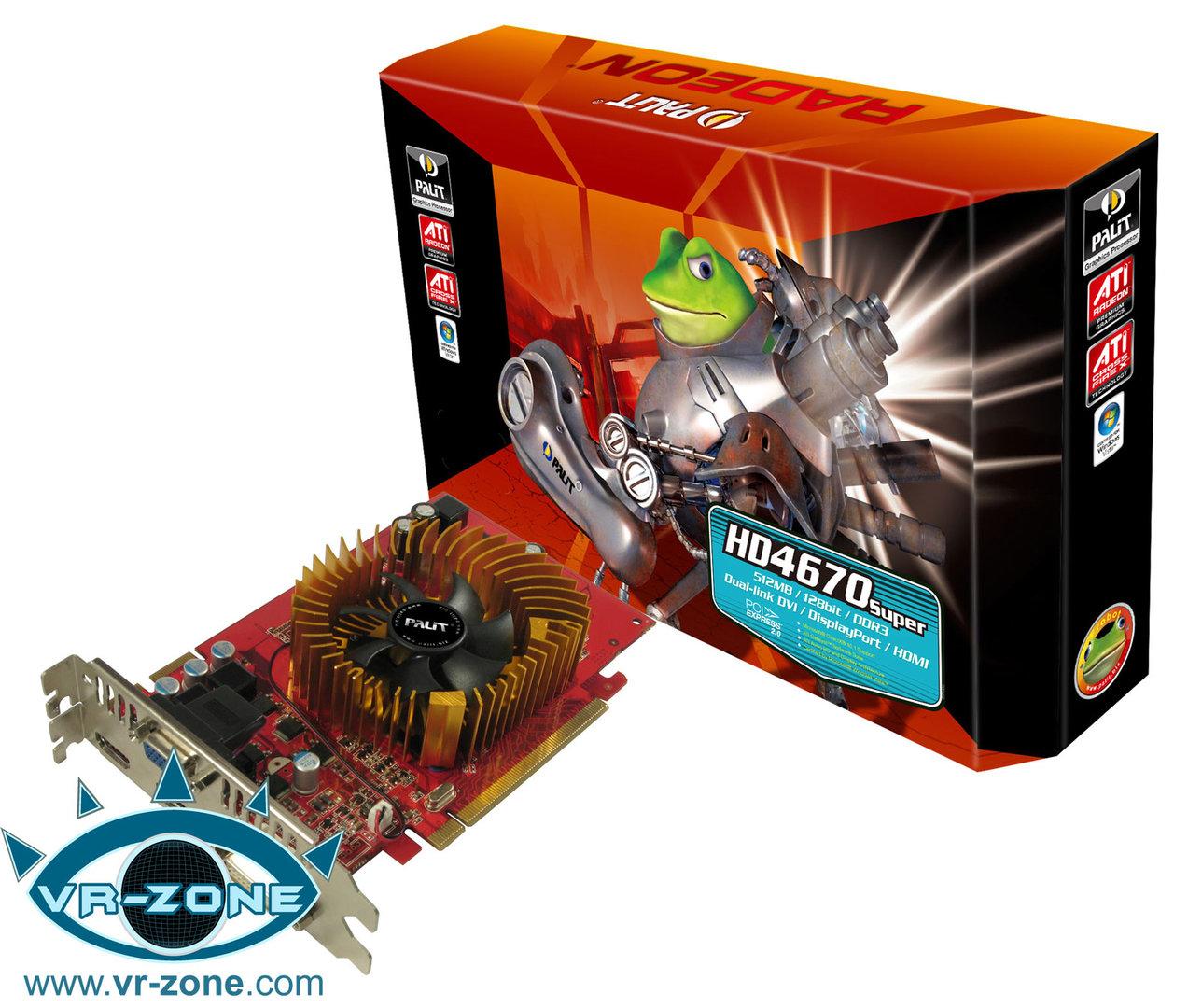 Palit Radeon HD 4670 Super