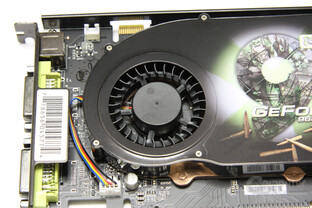 GeForce 9600 GSO 680M XXX Lüfter