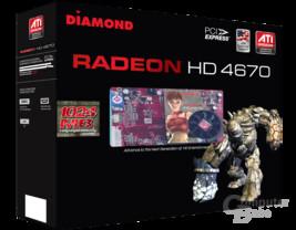 Diamond Radeon HD 4670 1.024 MB