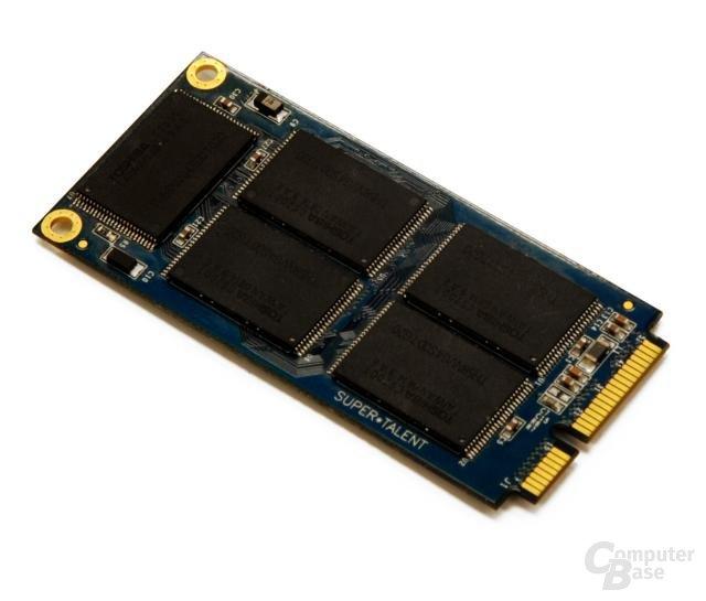 Super Talent SSD für Asus Eee PC