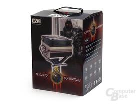 AVC Black Samurai Verpackung