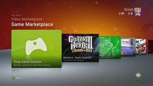 Xbox Live Game Store (neu)