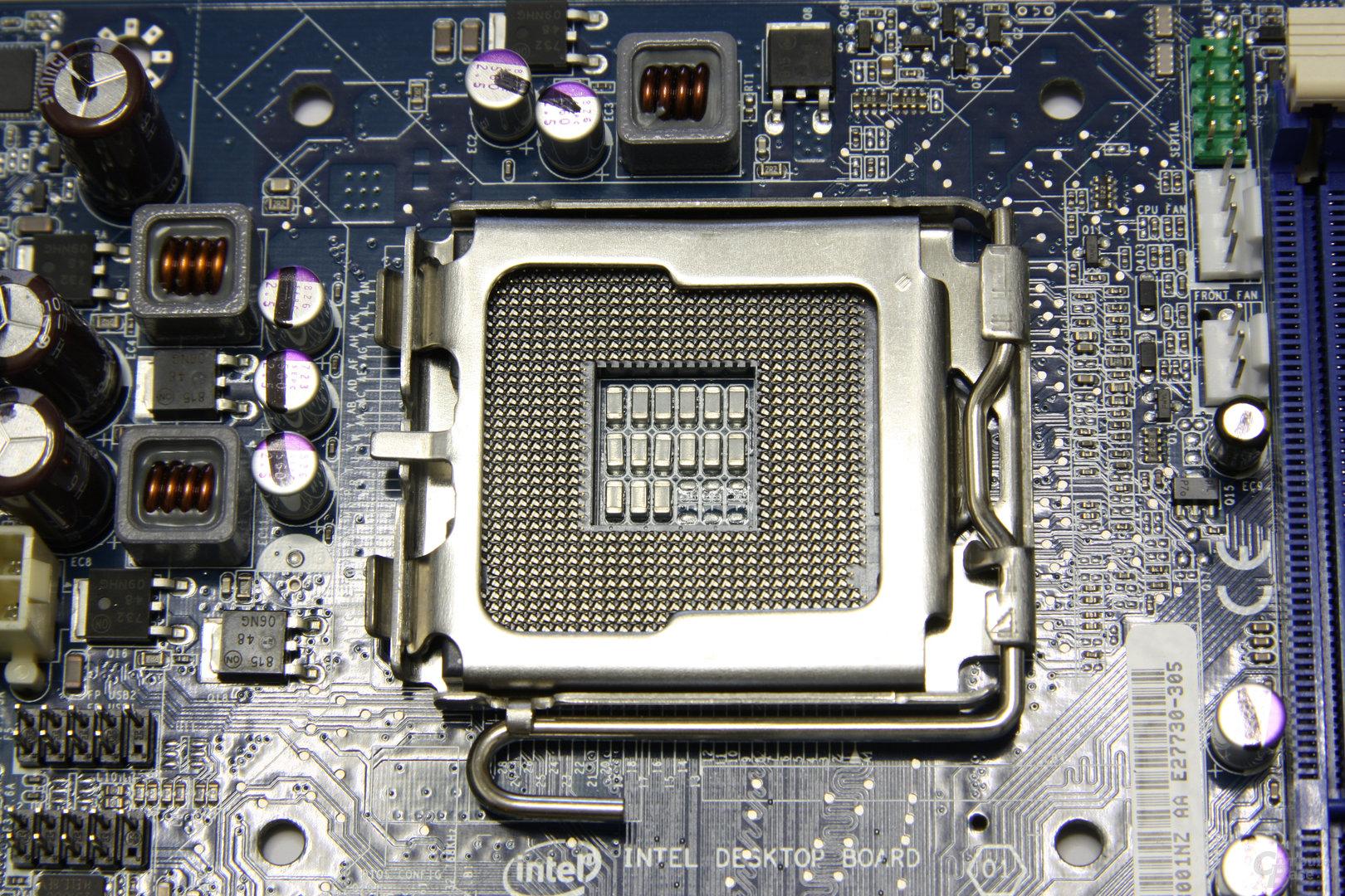 Intel GD45FC CPU-Sockel