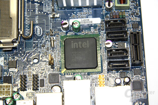 Intel GD45FC Southbridge