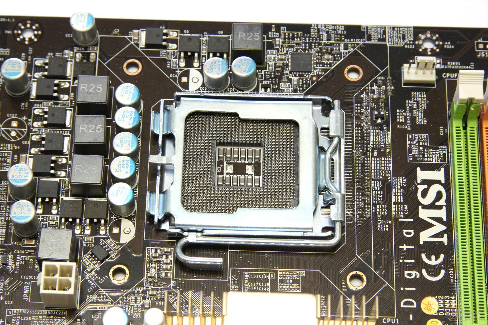 MSI P7NGM-Digital CPU-Sockel