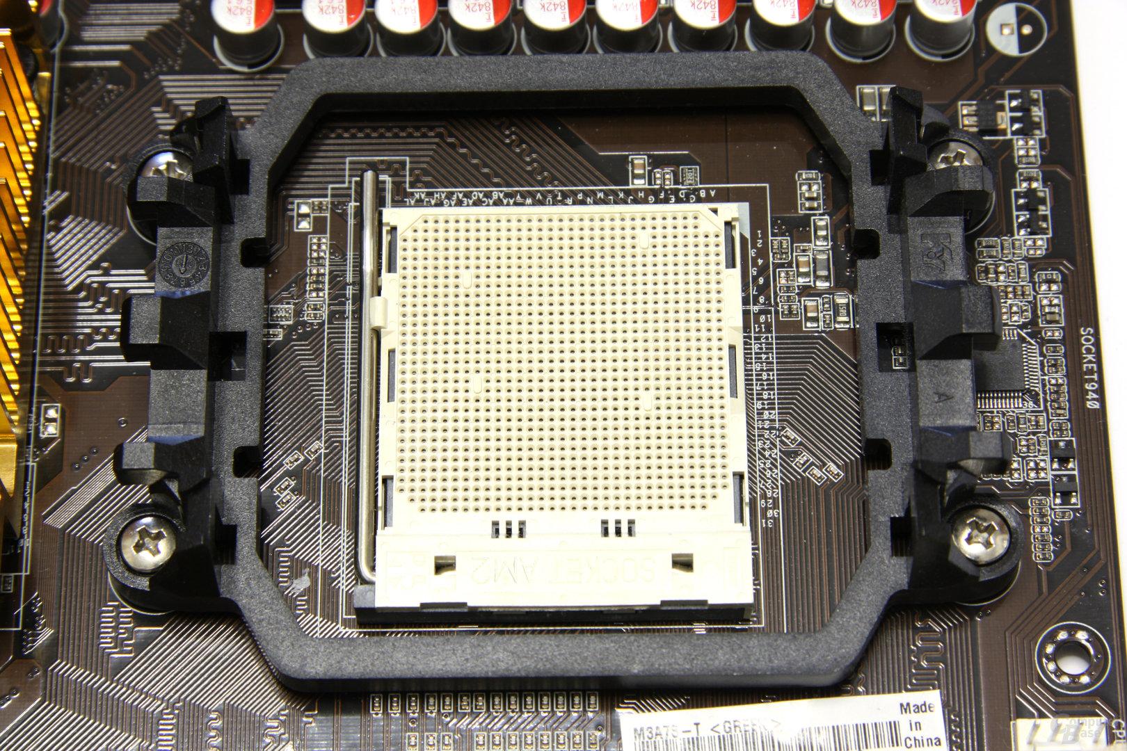 Asus M3A78-T CPU-Sockel