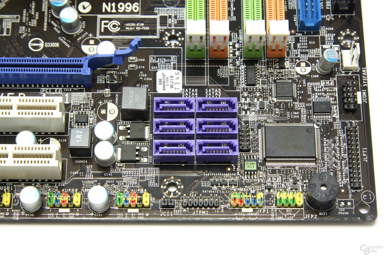 MSI P7NGM-Digital SATA