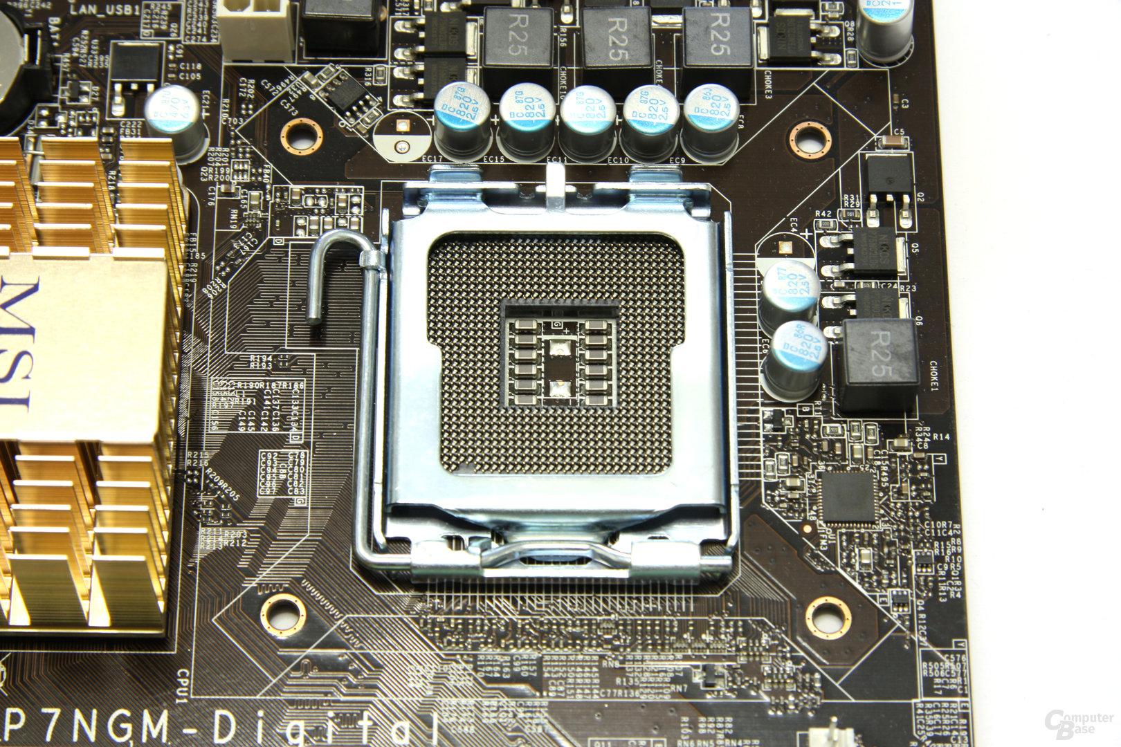 MSI P7NGM-Digital Sockel