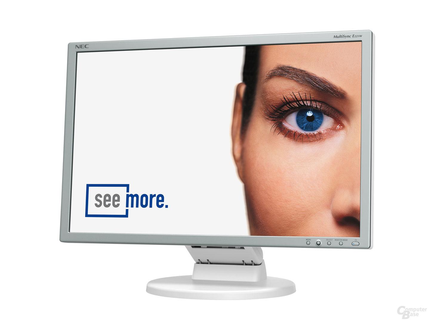 NEC MultiSync E221W