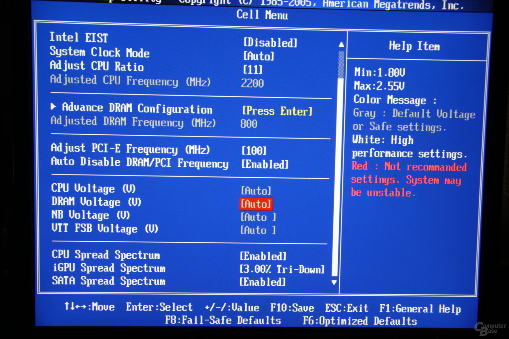 MSI P7NGM-Digital (GeForce 9300) BIOS
