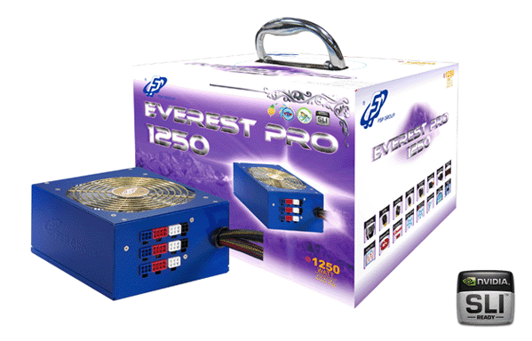 FPS Everest Pro 1250 Watt