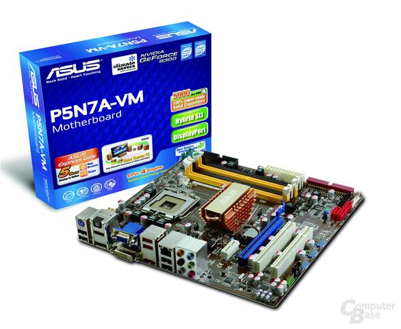 ASUS P5N7A-VM