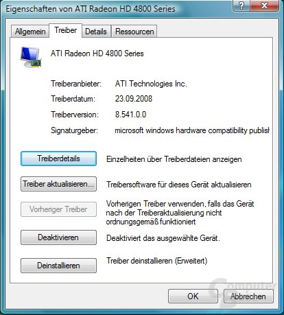 ATi Catalyst 8.10