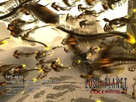 Lost Planet Colonies auf einem QX9770
