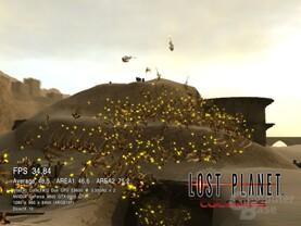 Lost Planet Colonies auf einem E8600