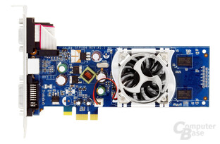 Sparkle GeForce 8400 GS PCIe x1