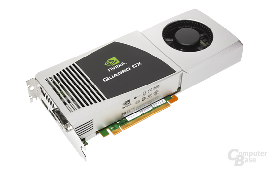 Nvidia Quadro CX