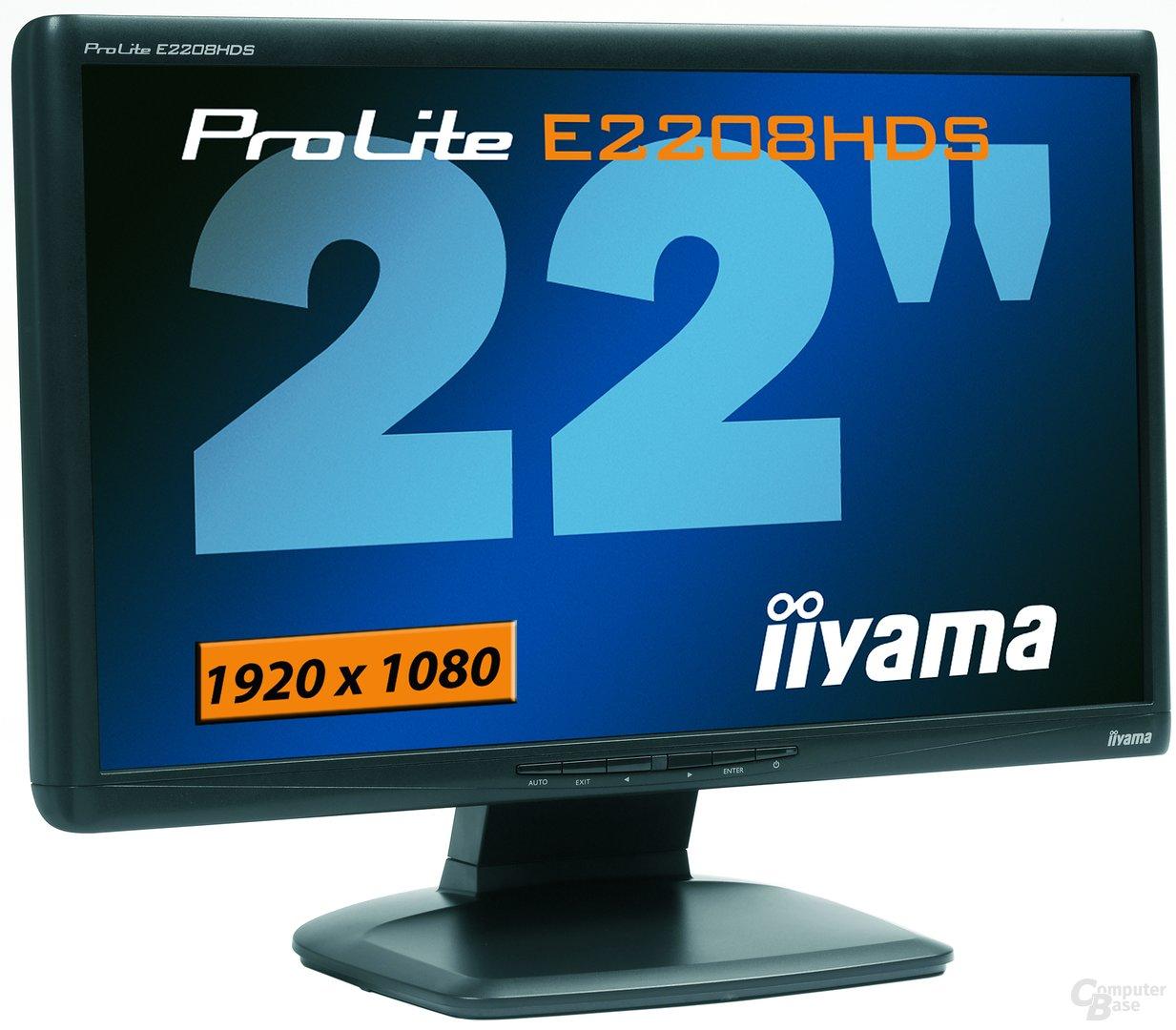 Iiyama E2208HDS