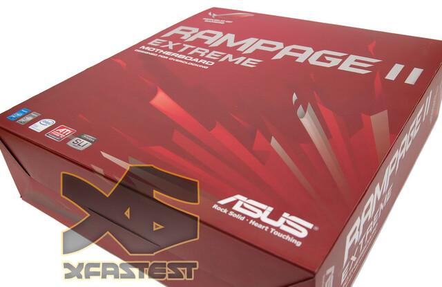 Asus Rampage 2 Extreme
