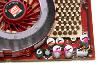 Radeon HD 4830 Lüfteranschluss