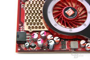 Radeon HD 4830 Stromanschluss