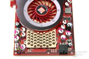 Radeon HD 4830 Kühler